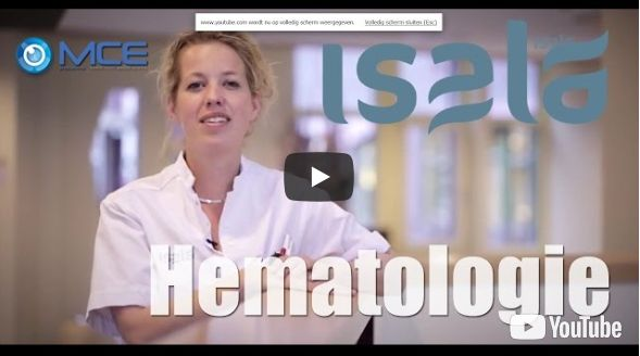 Screenshot video afdeling Hematologie V2.3