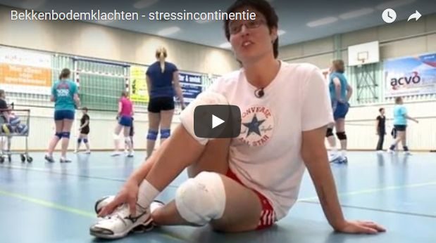 Screenshot video bekkenbodemklachten stressincontinentie