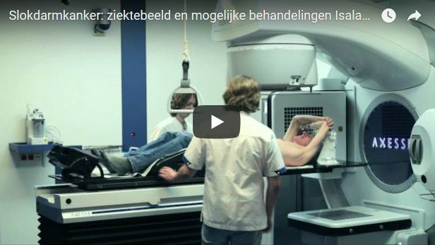 Screenshot video slokdarmkanker