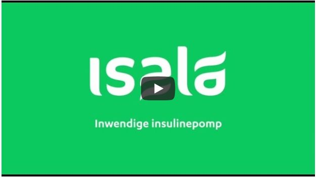 Screenshot video inwendige insulinepomp