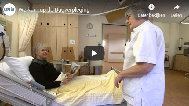 Screenshot video dagverpleging