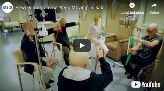 Screenshot video Isala Beweegprogramma Keep Moving